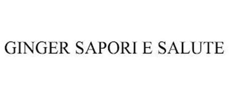 GINGER SAPORI E SALUTE