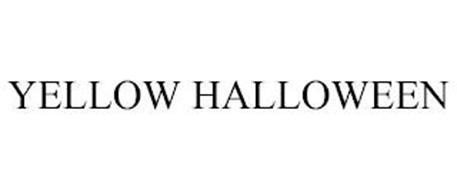 YELLOW HALLOWEEN