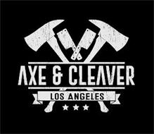 AXE & CLEAVER LOS ANGELES