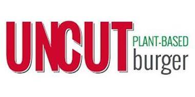 UNCUT PLANT-BASED BURGER