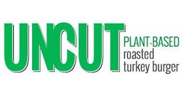 UNCUT PLANT-BASED ROASTED TURKEY BURGER