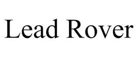 LEAD ROVER