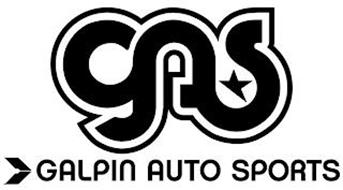 GAS GALPIN AUTO SPORTS