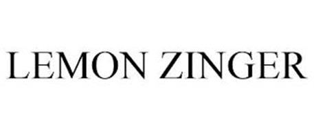 LEMON ZINGER