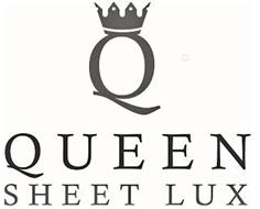Q QUEEN SHEETS LUX