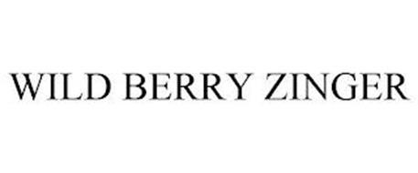 WILD BERRY ZINGER