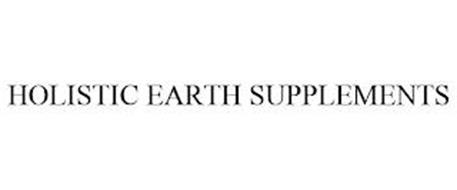 HOLISTIC EARTH SUPPLEMENTS