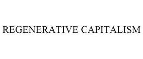 REGENERATIVE CAPITALISM