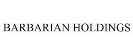 BARBARIAN HOLDINGS