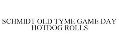SCHMIDT OLD TYME GAME DAY HOTDOG ROLLS