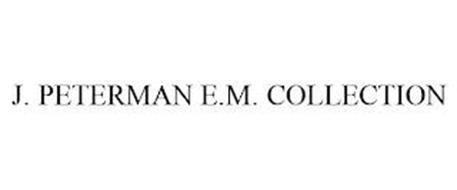 J. PETERMAN E.M. COLLECTION