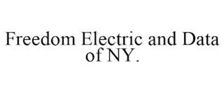 FREEDOM ELECTRIC AND DATA OF NY.