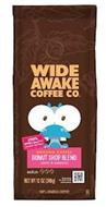 WIDE AWAKE COFFEE CO. GROUND COFFEE DONUT SHOP BLEND SWEET & BALANCED