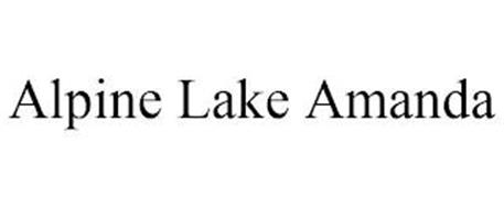 ALPINE LAKE AMANDA