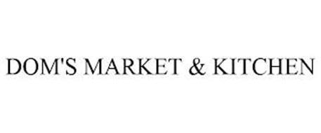 DOM'S MARKET & KITCHEN