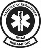 NATIONALLY REGISTERED PARAMEDIC NREMT