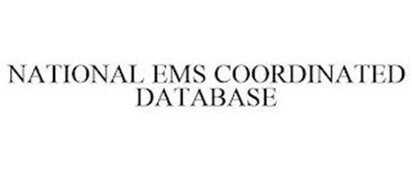 NATIONAL EMS COORDINATED DATABASE