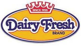 SINCE 1935 DAIRY FRESH BRAND
