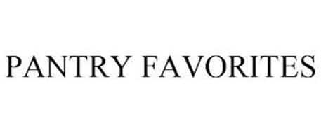 PANTRY FAVORITES