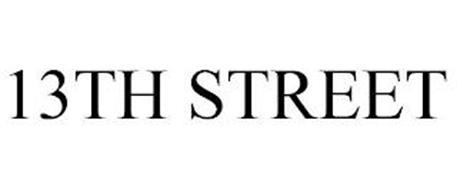13TH STREET
