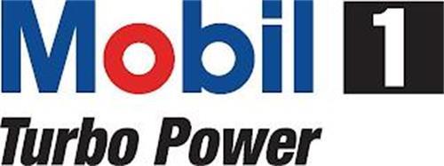 MOBIL 1 TURBO POWER