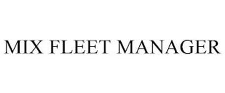 MIX FLEET MANAGER