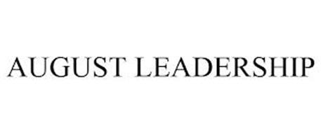 AUGUST LEADERSHIP