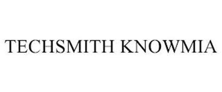 TECHSMITH KNOWMIA