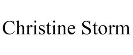 CHRISTINE STORM