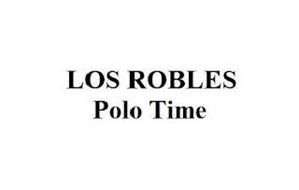 LOS ROBLES POLO TIME