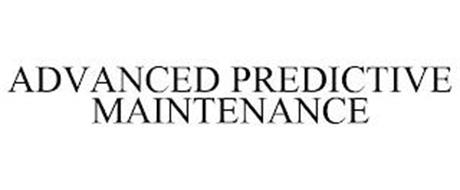 ADVANCED PREDICTIVE MAINTENANCE