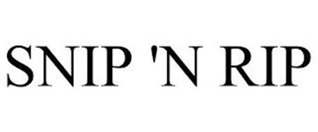 SNIP 'N RIP