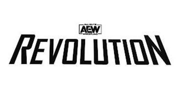 ALL ELITE AEW WRESTLING REVOLUTION