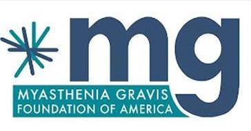 MG MYASTHENIA GRAVIS FOUNDATION OF AMERICA