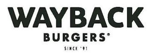 WAYBACK BURGERS SINCE '91