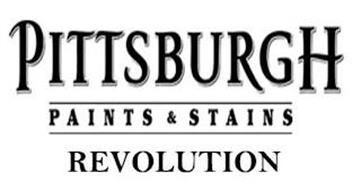 PITTSBURGH PAINTS & STAINS REVOLUTION