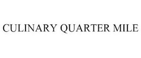 CULINARY QUARTER MILE