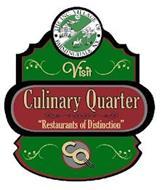 THE INC. VILLAGE OF FARMINGDALE N.Y. VISIT CULINARY QUARTER