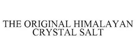 THE ORIGINAL HIMALAYAN CRYSTAL SALT