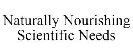 NATURALLY NOURISHING SCIENTIFIC NEEDS