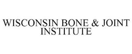 WISCONSIN BONE & JOINT INSTITUTE