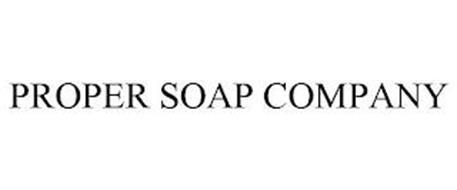 PROPER SOAP COMPANY