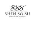 SSS SHEN SO SU SPIRIT OF HEALING & LOVE