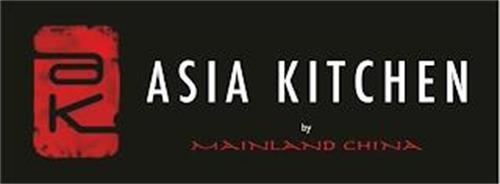 AK ASIA KITCHEN BY MAINLAND CHINA