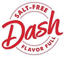 DASH SALT-FREE FLAVOR FULL