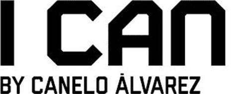 I CAN BY CANELO ÁLVAREZ