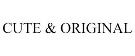 CUTE & ORIGINAL