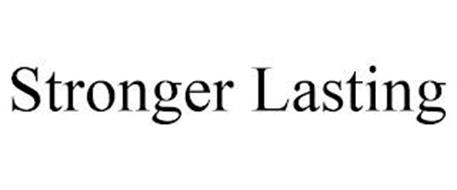 STRONGER LASTING