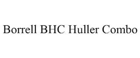 BORRELL BHC HULLER COMBO