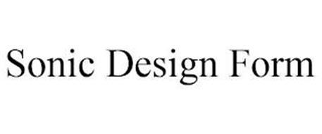 SONIC DESIGN FORM